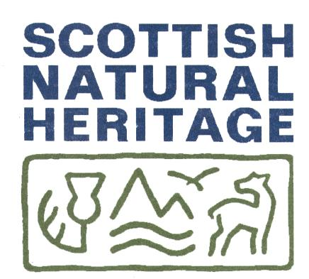 Visit the Scottish Natural Heritage Website